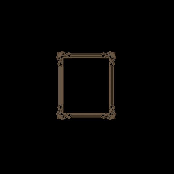 Brown Frame PNG Clip art