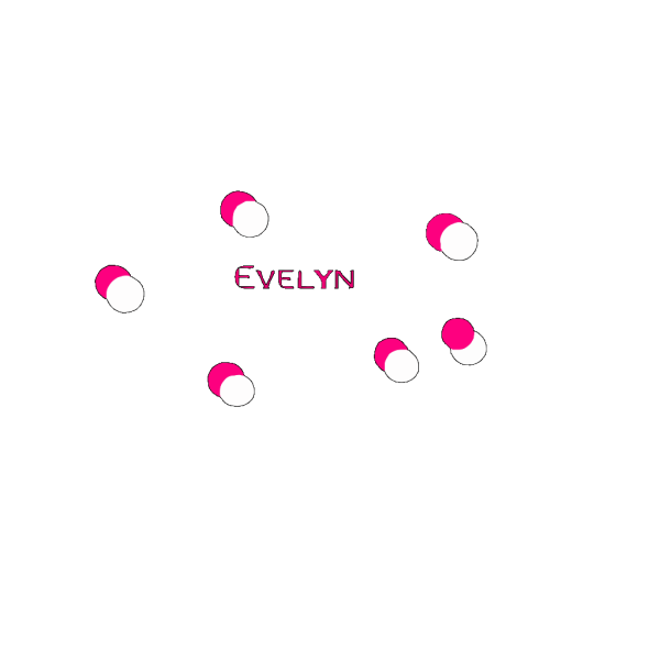 Evelyn PNG Clip art