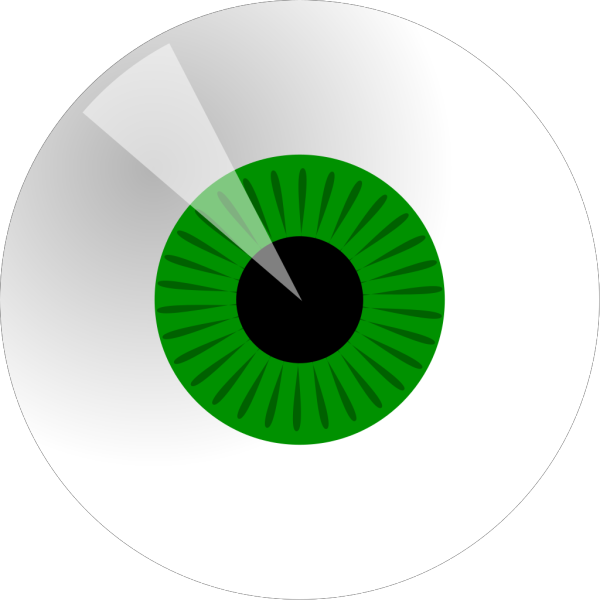 Green Eye PNG Clip art