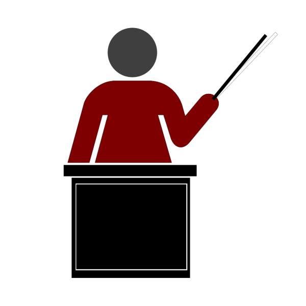 Teacher 1 PNG icon