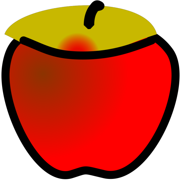 Red Apple PNG icons