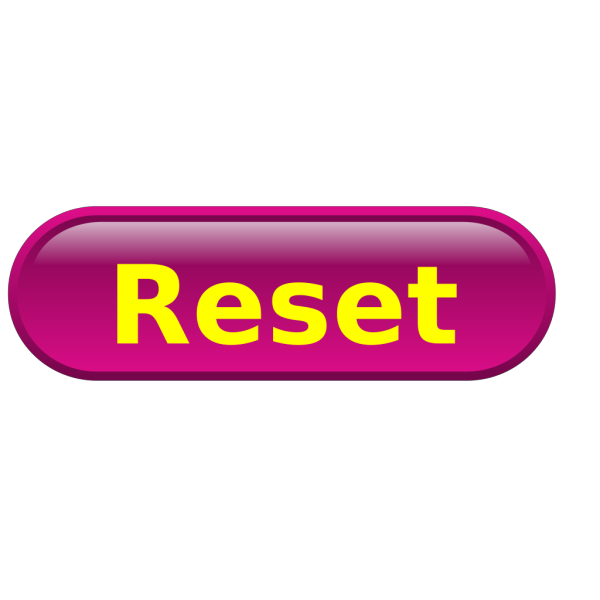 Reset Button PNG images