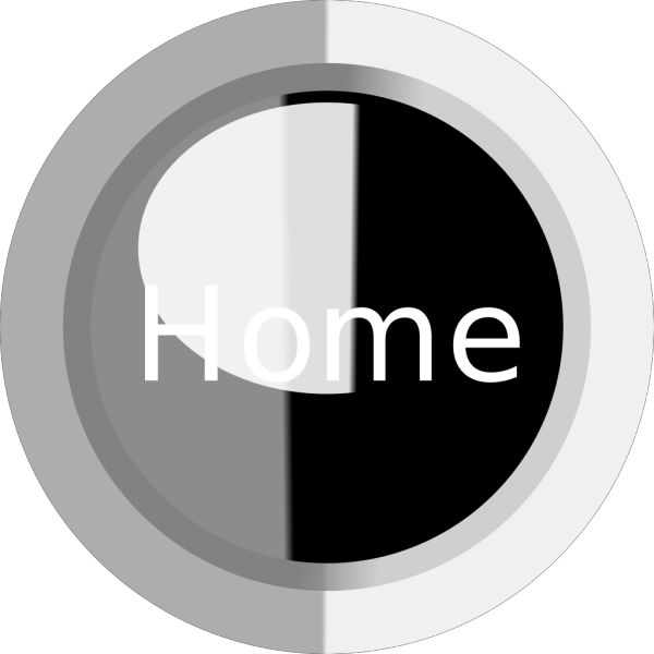 Home Button PNG Clip art