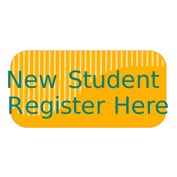 New Student Register Button PNG Clip art