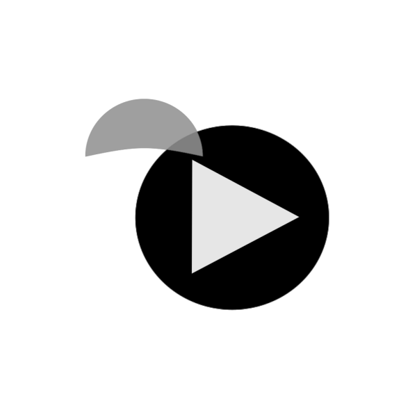 Black Play Button PNG Clip art
