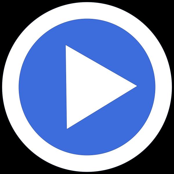 Red Play Symbol PNG Clip art