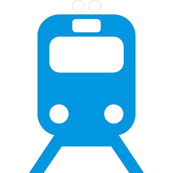 Rail Pictogram PNG icons
