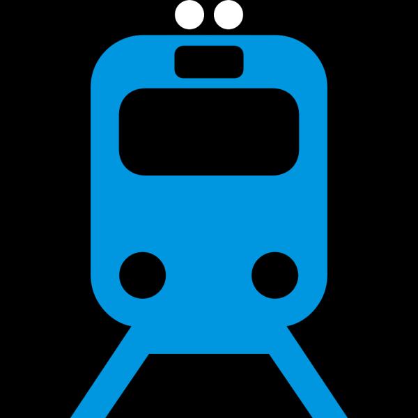 Rail Pictogram PNG Clip art