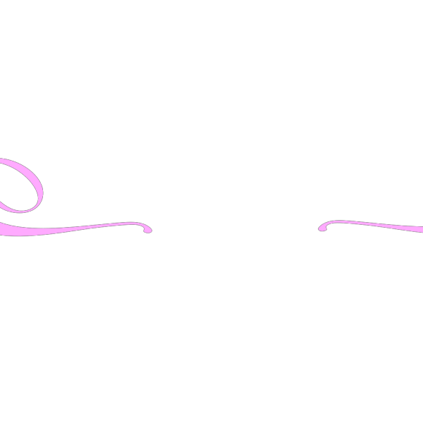 Pink Brown Scroll PNG Clip art