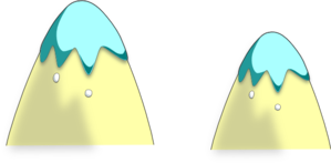 Blue Mountain PNG Clip art