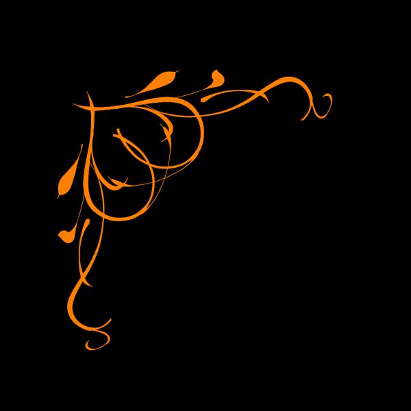 Vine Heart2 PNG Clip art