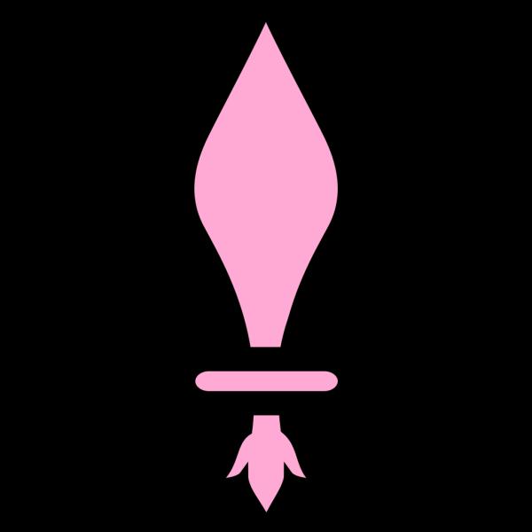 Pink & Black PNG Clip art