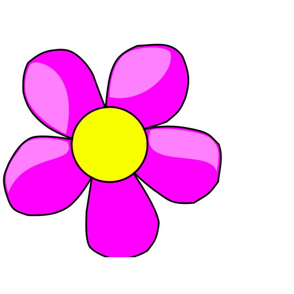 Flower In Vase PNG Clip art