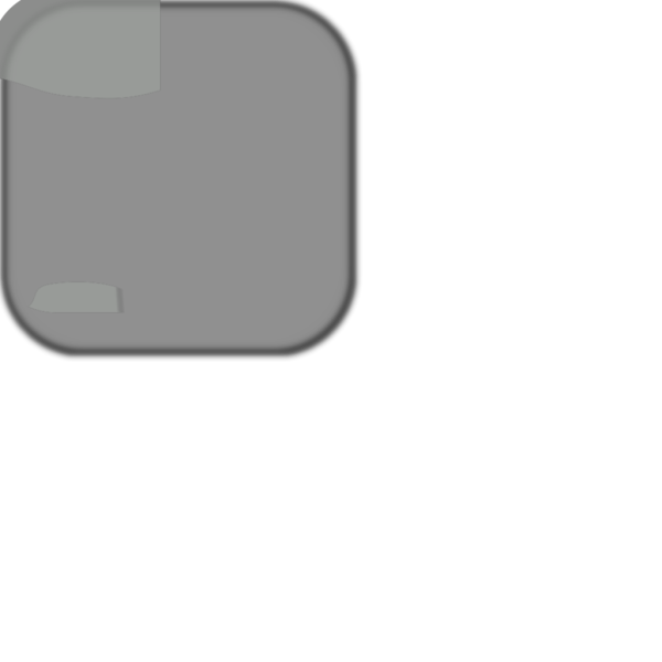 Gray Delete Square Button PNG images