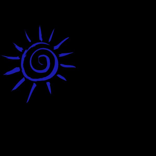 Blue light PNG Clip art