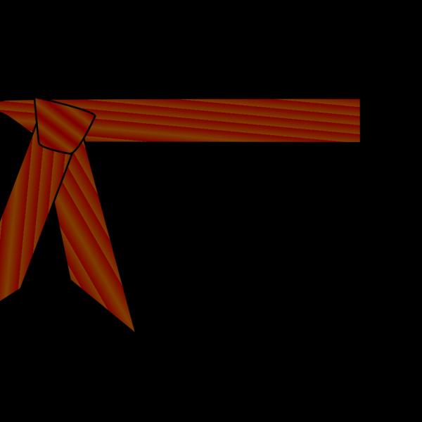 Maroon Brown Belt PNG Clip art