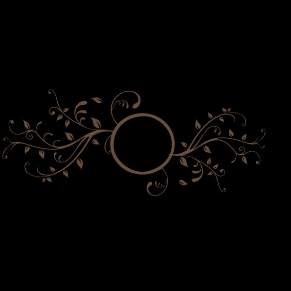Floral Monogram PNG images