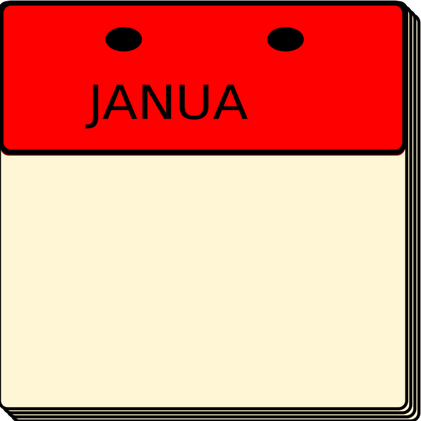 Calendar PNG images