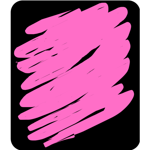 Pink on Branch PNG Clip art