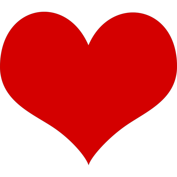 Heart And Ribbon PNG images