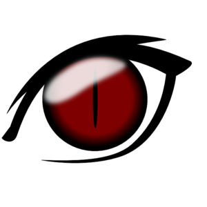 Anime Eye1 PNG images