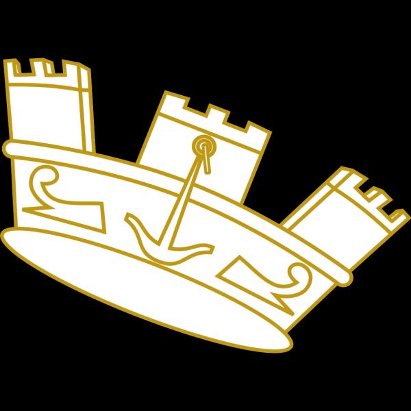 Crown Outline PNG Clip art