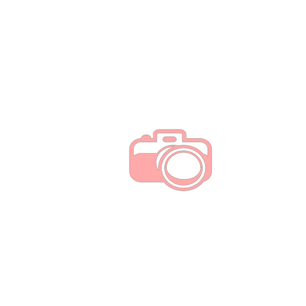 Camera Blue Logo Big PNG Clip art