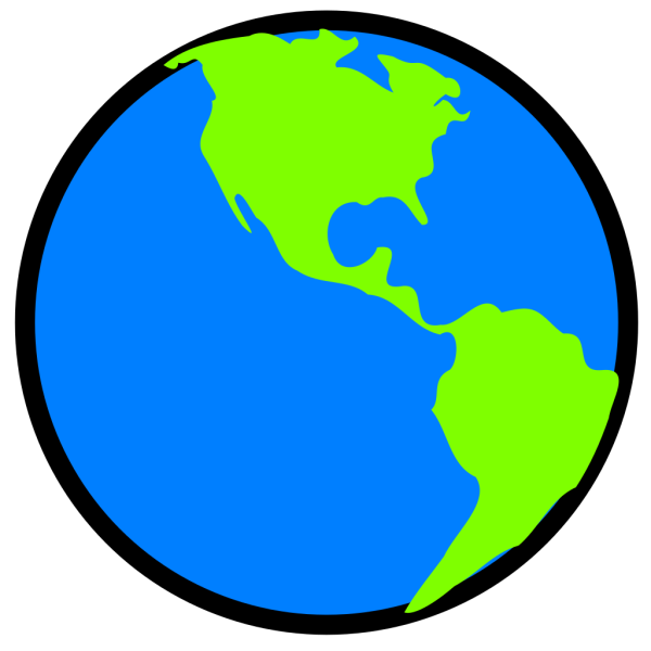 Lighter Blue And Green Edit Earth PNG images