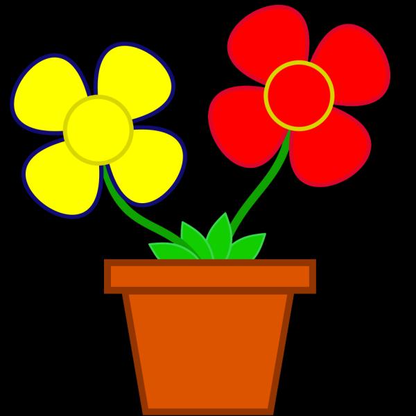 Flower4 PNG Clip art