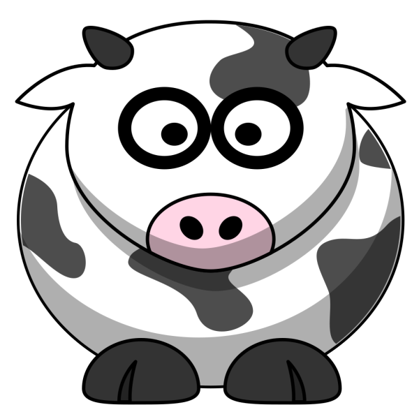 Little Cow PNG Clip art