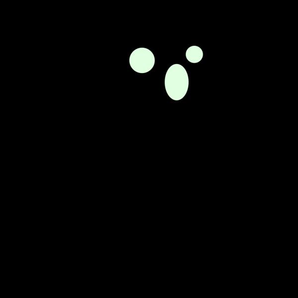 Koala Silhouette PNG Clip art