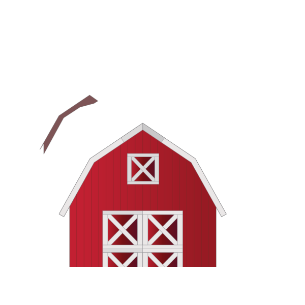 Red Barn PNG images
