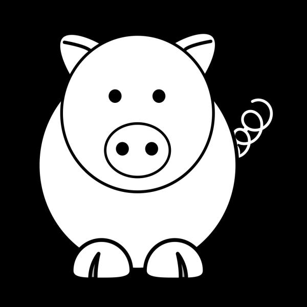 Cartoon Pig PNG Clip art