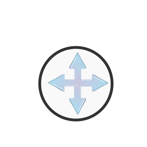 Blue Pane PNG icons