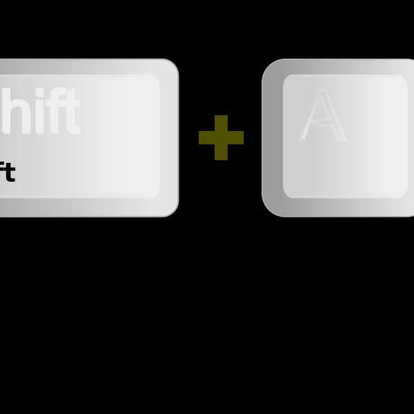 Ctrl+shift Buttons PNG Clip art