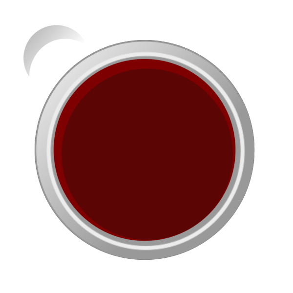 Maroon Button  PNG Clip art