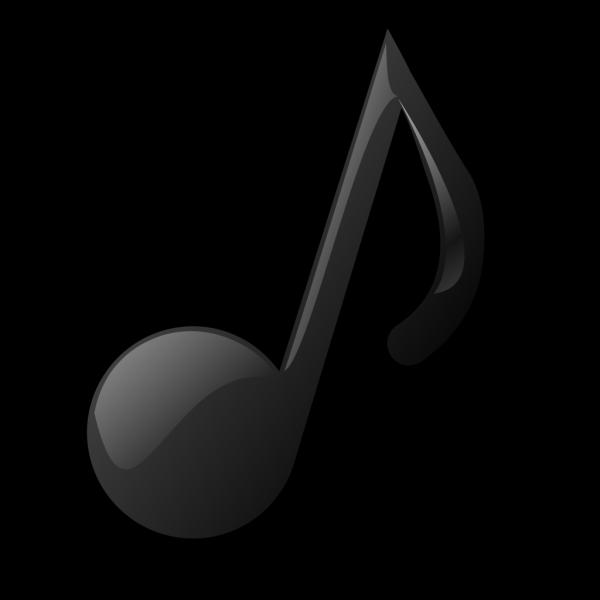 Music Note Blue 2 PNG Clip art