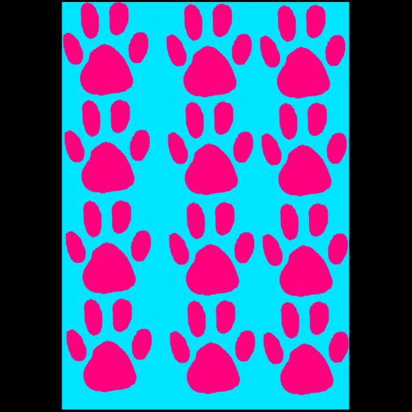 Paw Print PNG Clip art