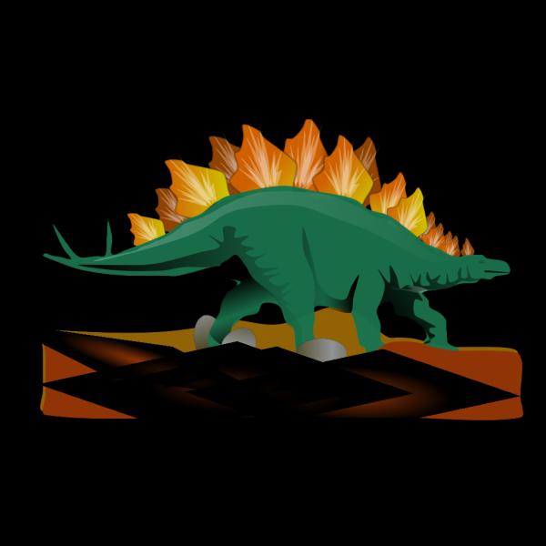 Stegosaurus PNG images