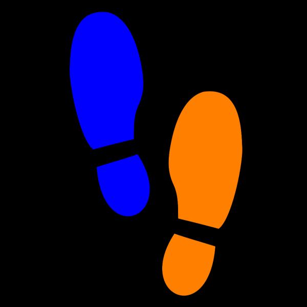 Shoe Print 2 PNG Clip art
