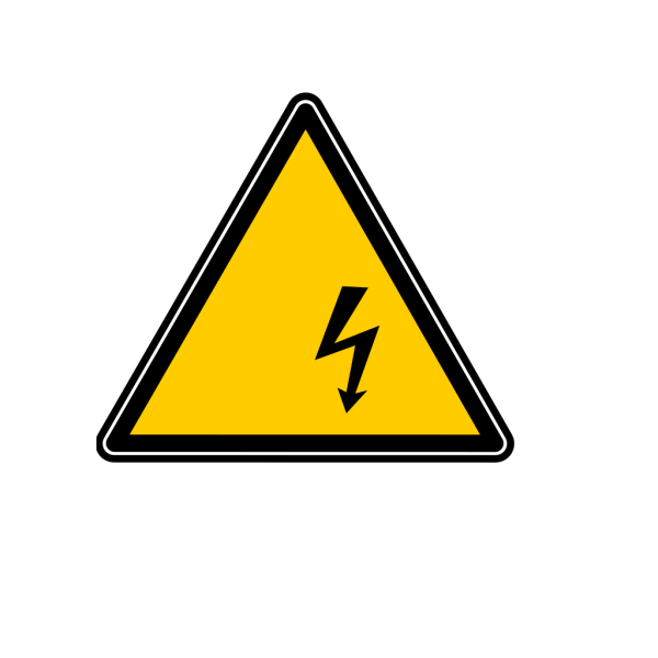 Danger Sign PNG image