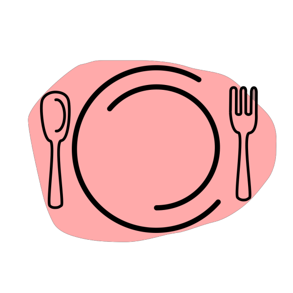 Large Plate PNG icons