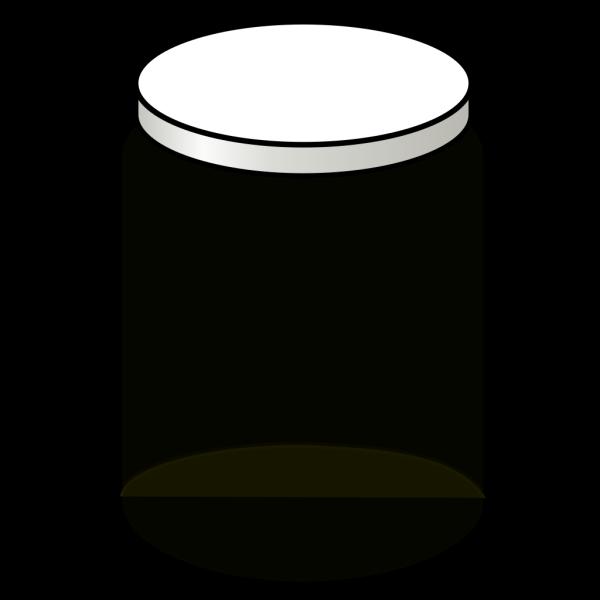 Yellow Jar PNG Clip art