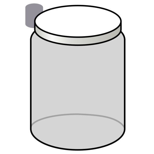 Purple Jar PNG Clip art