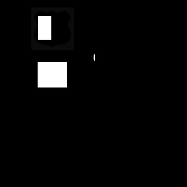 Highway Framework Clip art