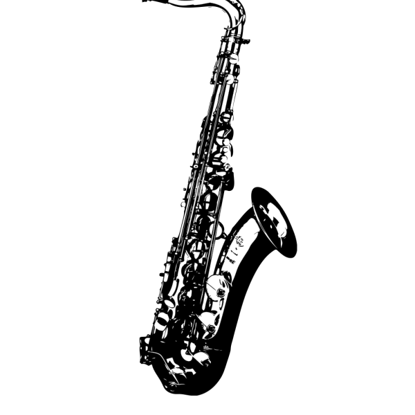 Saxophone Player PNG images