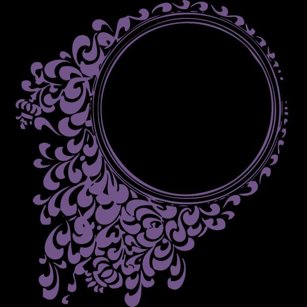 Wedding Scroll PNG Clip art