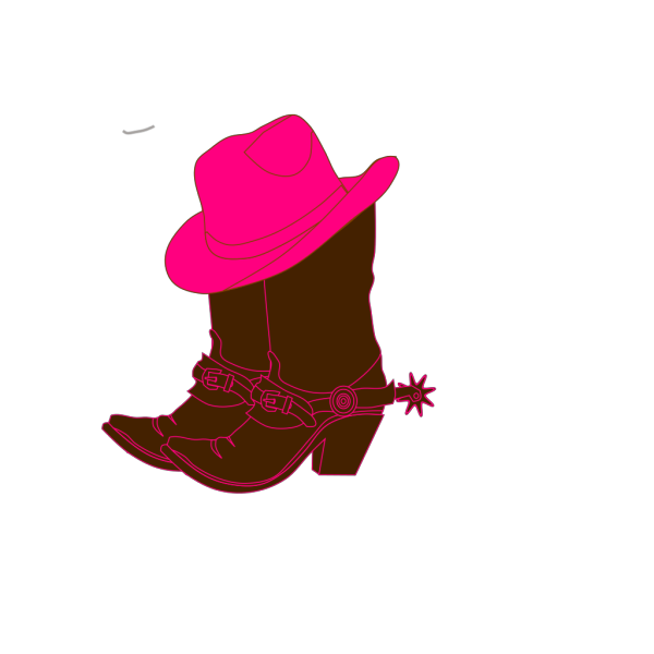 Cowgirl Boots PNG Clip art