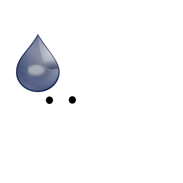 Rain Drop Animated 2 PNG Clip art
