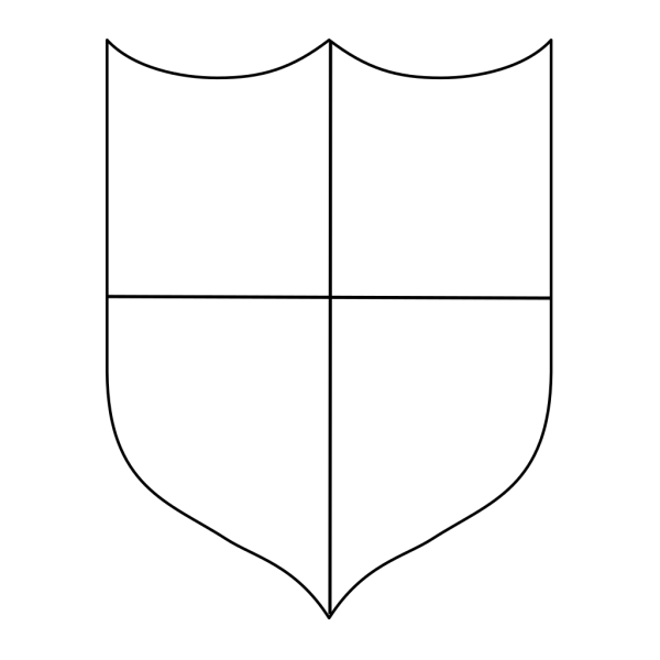 Simple Shield PNG icon